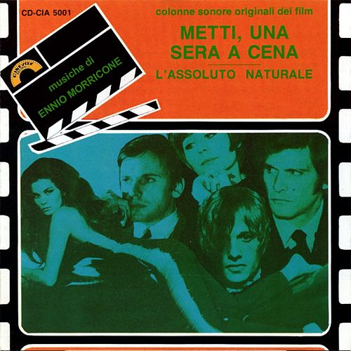 Play & Download Metti una sera / L'assoluto naturale by Ennio Morricone | Napster