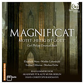 C.P.E. Bach: Magnificat, Wq. 215 by Various Artists