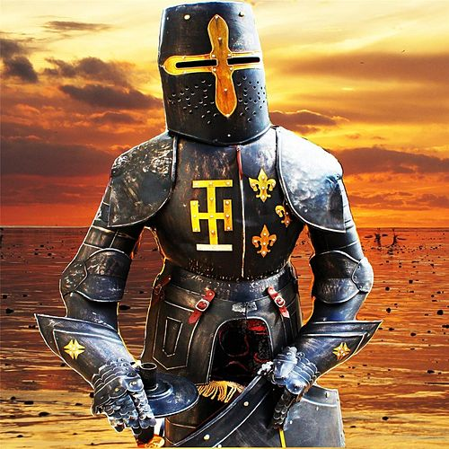 Knight Songs Fantasy On Medieval Celtic, Gothic, Folk Music for Classical Guitar and Lute by Andrei Krylov