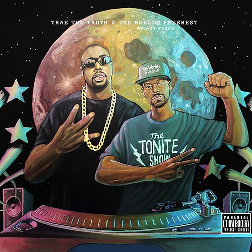 Play & Download The Tonite Show with Trae Tha Truth by Trae | Napster