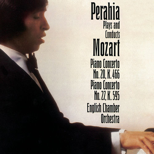Mozart:  Concertos for Piano and Orchestra No. 20 & 27 by English Chamber Orchestra; Murray Perahia