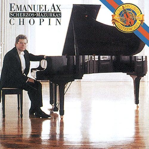 Chopin:  Scherzos & Mazurkas by Emanuel Ax