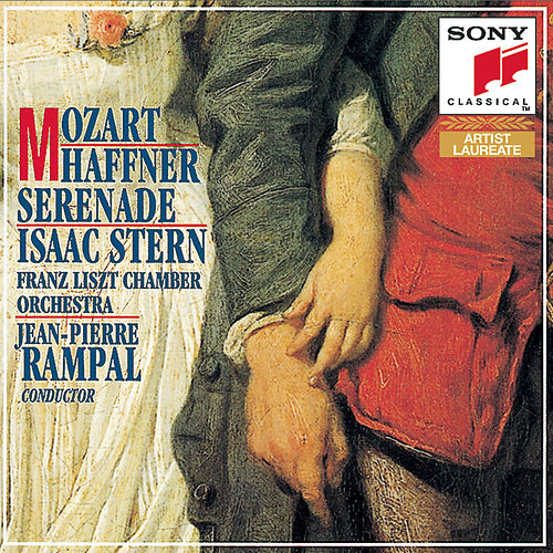 Play & Download Mozart:  Haffner Serenade by Isaac Stern; Jean-Pierre Rampal | Napster