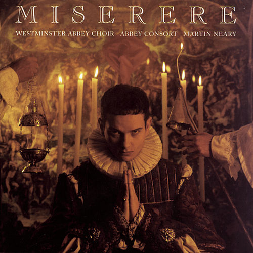 Play & Download Miserere by Martin Neary | Napster
