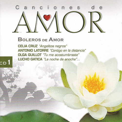 Play & Download Canciones de Amor: Boleros de Amor 1 by Various Artists | Napster
