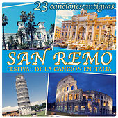 23 Canciones Antiguas. San Remo, Festival de la Canción en Italia by Various Artists
