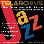 Like Someone in Love by Paul Desmond