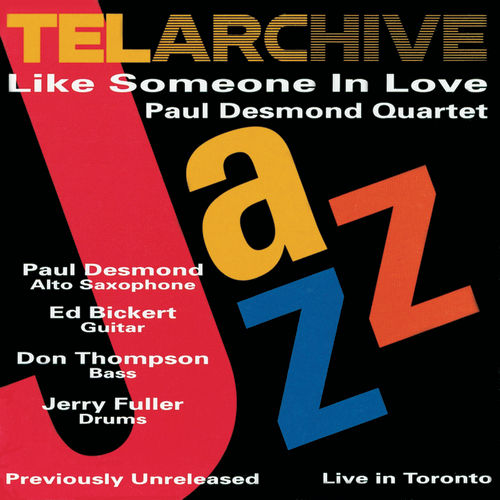 Play & Download Like Someone in Love by Paul Desmond | Napster