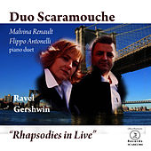 Rhapsodies in Live (Piano Duet) by Edvard Grieg