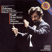 Play & Download Vivaldi:  The Four Seasons by Pinchas Zukerman; The Saint Paul Chamber Orchestra | Napster