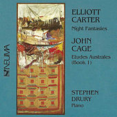 Play & Download Elliott Carter / John Cage by Stephen Drury | Napster