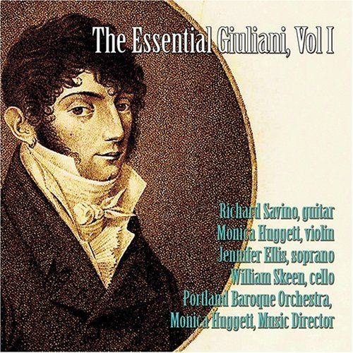 Play & Download The Essential Giuliani, Vol 1 by Richard Savino | Napster