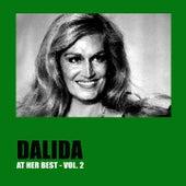 Dalida At Her Best, Vol. 2 by Dalida