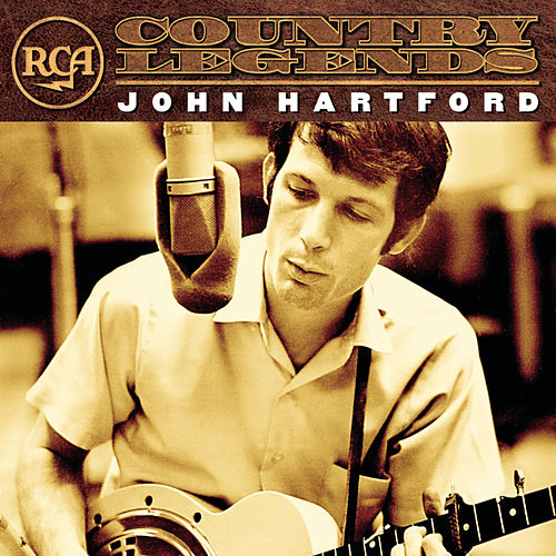 RCA Country Legends by John Hartford