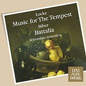 Biber, Locke, Zelenka: Battalia/Music for the Tempest, Fanfare by Il Giardino Armonico