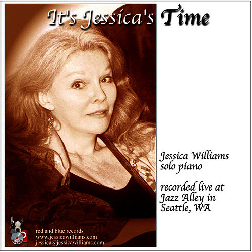 It's Jessica's Time by Jessica Williams