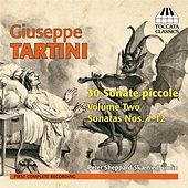 Tartini: 30 Sonate piccole, Vol. 2, Sonatas Nos. 7-12 by Peter Sheppard Skærved