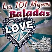 Las 101 Mejores Baladas by Various Artists