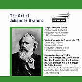 The Art of Johannes Brahms by Various Artists