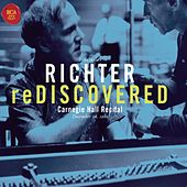 Play & Download Richter Rediscovered by Sviatoslav Richter | Napster