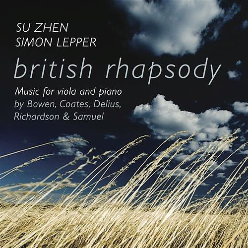 Play & Download British Rhapsody - Music for Viola and Piano by Zhen Su | Napster