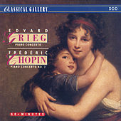 Grieg: Piano Concerto - Chopin: Piano Concerto No. 2 by Various Artists