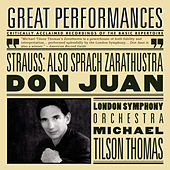 R. Strauss: Also Sprach Zarathustra, Don Juan by London Symphony Orchestra