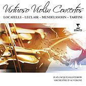 Play & Download Virtuoso Violin Concertos by Orchestre D'Auvergne | Napster