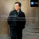 Play & Download Tchaikovsky: Symphonies 4 - 6 by Orchestra dell'Accademia Nazionale di Santa Cecilia | Napster