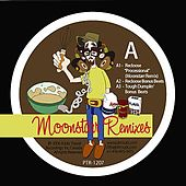 Moonstarr Remixes by Various Artists