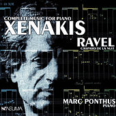 Play & Download Xenakis / Ravel by Marc Ponthus | Napster