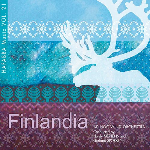Play & Download Finlandia by Ad Hoc Wind Orchestra | Napster