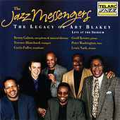 The Legacy of Art Blakey: Live at the Iridium by Jazz Messengers