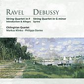 Play & Download Ravel and Debussy: String Quartets etc by Various Artists | Napster
