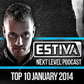 Play & Download Estiva pres. Next Level Podcast Top 10 - January 2014 - EP by Various Artists | Napster
