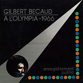 Olympia 1966 by Gilbert Becaud