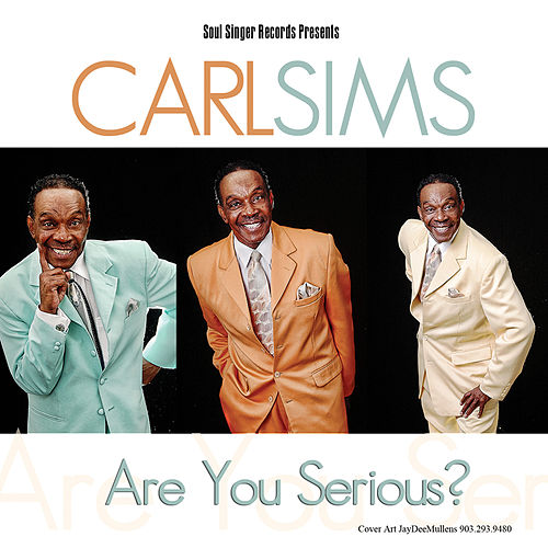 Play & Download Are You Serious? by Carl Sims | Napster