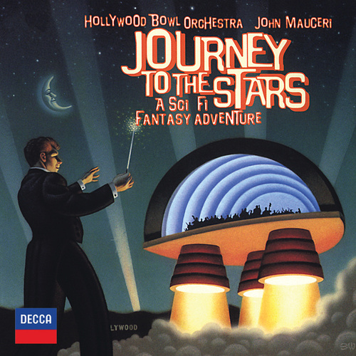 Play & Download Journey To The Stars - A Sci Fi Fantasy Adventure by Hollywood Bowl Orchestra | Napster