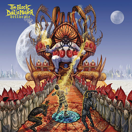 Play & Download Deflorate by The Black Dahlia Murder | Napster