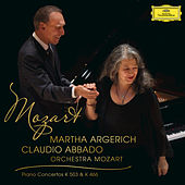 Play & Download Mozart: Piano Concerto No.25 In C Major K.503;  Piano Concerto No.20 In D Minor K.466 by Martha Argerich | Napster