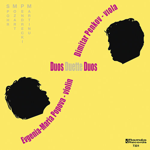 Play & Download Duos Duette Duos by Viola Dimitar Penkov | Napster