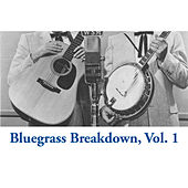 Bluegrass Breakdown, Vol. 1 von Various Artists