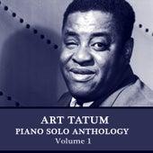 Piano Solo Anthology, Vol. 1 by Art Tatum