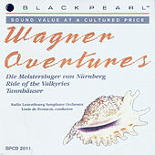 Play & Download Richard Wagner Overtures by Radio Luxembourg Symphony Orchestra | Napster