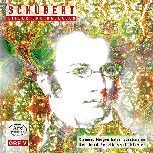 Play & Download Schubert: Mélodies et Ballades by Clemens Morgenthaler | Napster