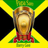 Barry Gee by Papa San