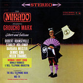The Mikado (Television Cast Recording) by Various Artists