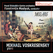 Play & Download Mozart. Piano concerto vol.8 by Mikhail Voskresensky | Napster