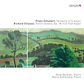 Schubert: Fantasy, D. 934 - Strauss: Violin Sonata, Op. 18 by Nina Karmon
