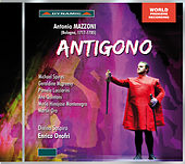 Play & Download Mazzoni: Antigono by Various Artists | Napster